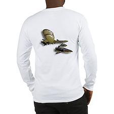 Long Sleeve Lemon shark T-Shirt