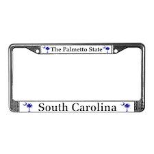 South Carolina License Plate Frame