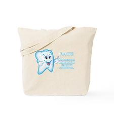 Funny DDS Grad Tote Bag