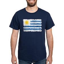 Textual Uruguay T-Shirt