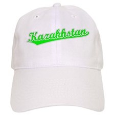 Retro Kazakhstan (Green) Baseball Cap
