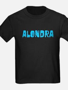 Alondra Faded (Blue) T