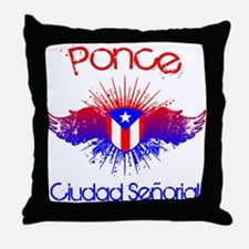 Ponce Throw Pillow