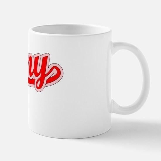 Retro Jovany (Red) Mug