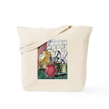 Soup's On Tote Bag