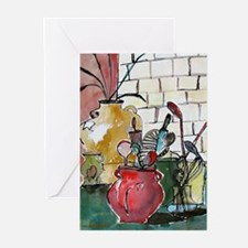 Soup's On Greeting Cards (Pk of 20)