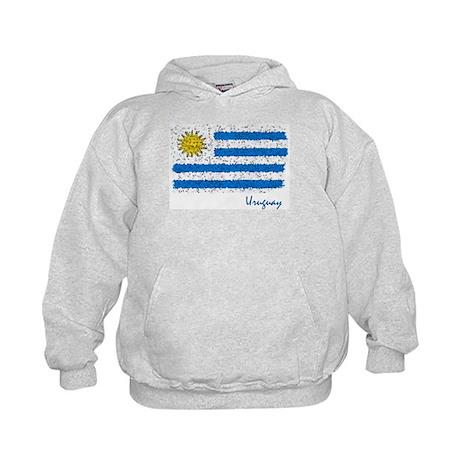 Uruguay Pintado Kids Hoodie