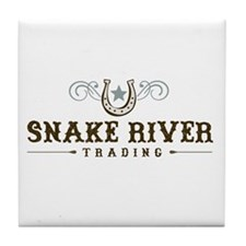 Funny Wyoming Tile Coaster