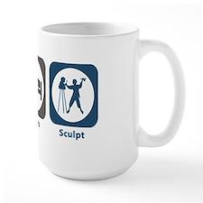 Eat Sleep Sculpt Mug