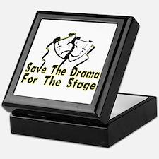 Save The Drama Keepsake Box