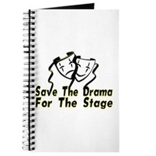 Save The Drama Journal