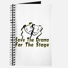 Save The Drama Journal