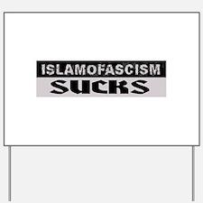Islamofacism Yard Sign
