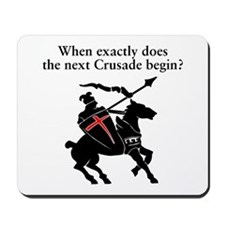 Crusade Mousepad