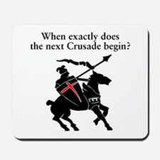 Crusade Mousepad