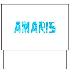 Amaris Faded (Blue) Yard Sign