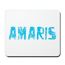 Amaris Faded (Blue) Mousepad