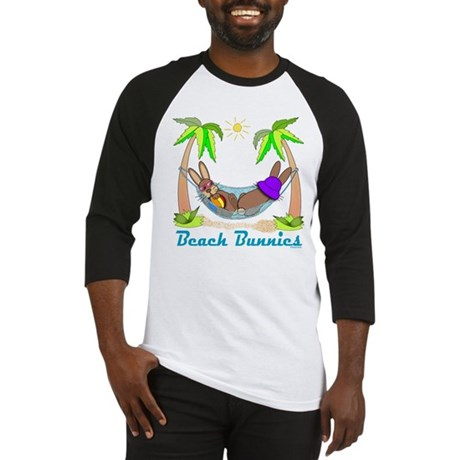 Beach Bunnies Baseball Jersey