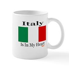 Italy - Heart Mug