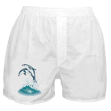 Dolphins Boxer Shorts