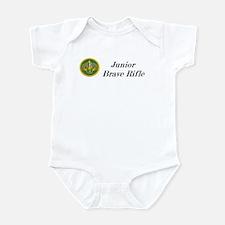 Junior Brave Rifles Infant Bodysuit