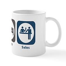 Eat Sleep Sales Mug
