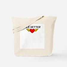 Tile Setter Tote Bag