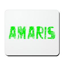 Amaris Faded (Green) Mousepad