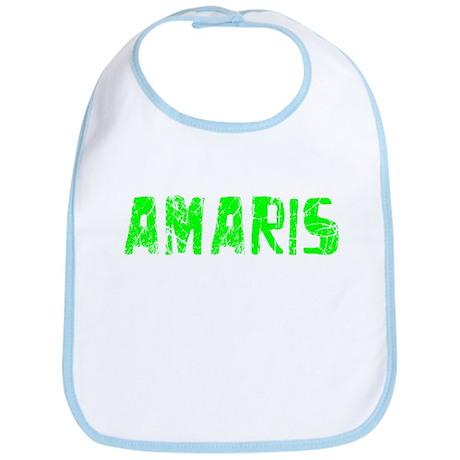 Amaris Faded (Green) Bib