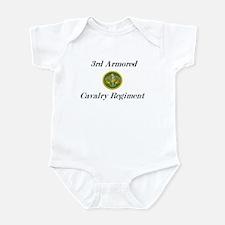 3ACR Infant Bodysuit