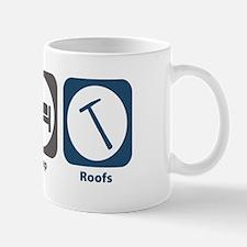 Eat Sleep Roofs Mug