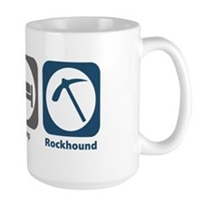 Eat Sleep Rockhound Mug