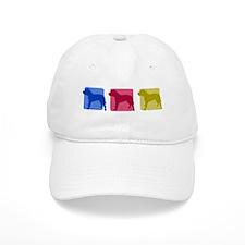 Color Row Presa Canario Hat
