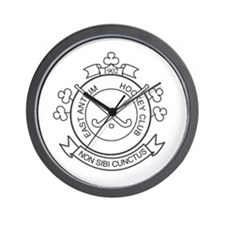 EAHC Wall Clock