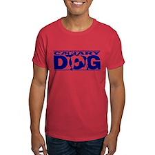 Hidden Canary Dog T-Shirt