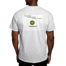 Aieeeya & Patch T-Shirt