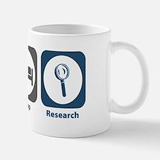Eat Sleep Research Mug