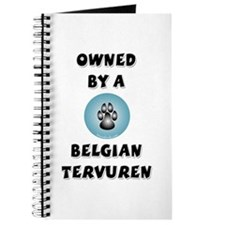 Owned by a Tervuren Journal