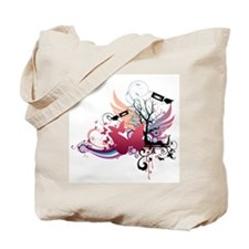 Abstract graphic Tote Bag