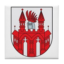 Neubrandenburg Tile Coaster
