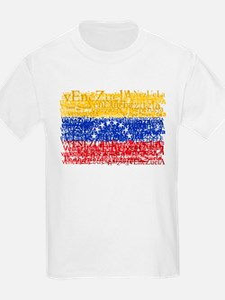 Textual Venezuela T-Shirt