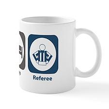 Eat Sleep Referee Mug