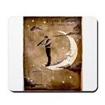 Psychic Wizardry, Man on the Moon Print Mousepad