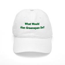 Cute Alan greenspan Baseball Cap