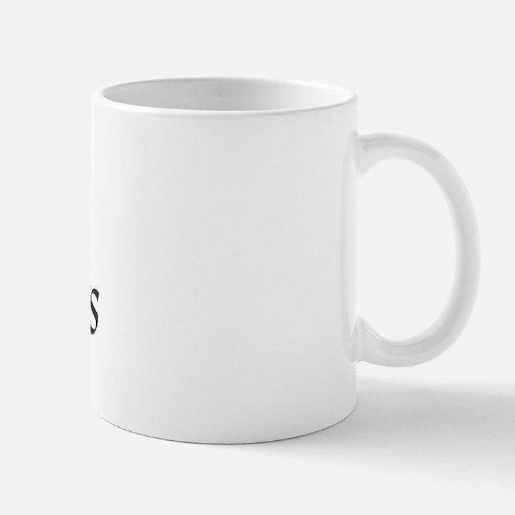 Mrs. Sturgess Mug