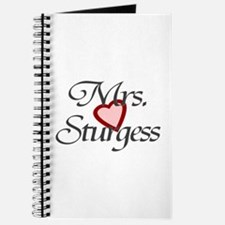 Mrs. Sturgess Journal
