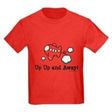Up Up and Away Airplane T