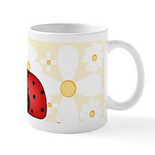 FlowerPower Ladybug Mug