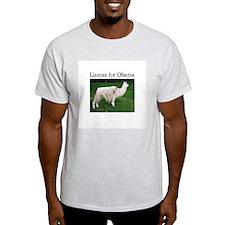 Llamas for Obama T-Shirt