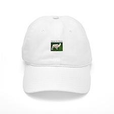 Llamas for Obama Baseball Cap